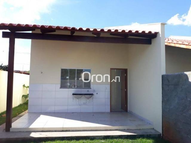 Casa à venda, 92 m² por R$ 160.000,00 - Jardim Buriti Sereno - Aparecida de Goiânia/GO - Foto 9
