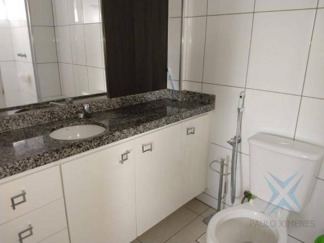 Apartamento com 1 dormitório à venda, 48 m² por r$ 300.000 - praia de iracema - fortaleza/ - Foto 18