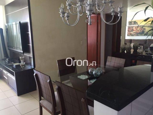 Apartamento com 3 dormitórios à venda, 85 m² por R$ 340.000,00 - Jardim América - Goiânia/ - Foto 4
