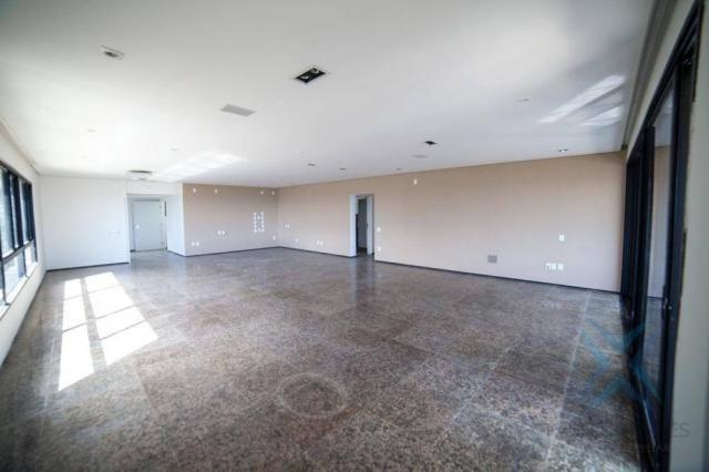 Apartamento vista mar com 4 dormitórios à venda, 352 m² por r$ 650.000 - antônio diogo - f - Foto 12