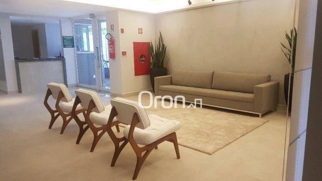 Apartamento à venda, 67 m² por r$ 320.000,00 - setor pedro ludovico - goiânia/go - Foto 3