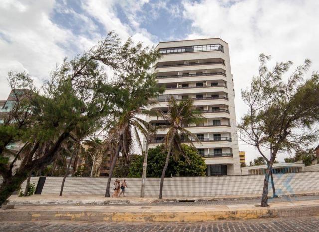 Apartamento vista mar com 4 dormitórios à venda, 352 m² por r$ 650.000 - antônio diogo - f - Foto 5