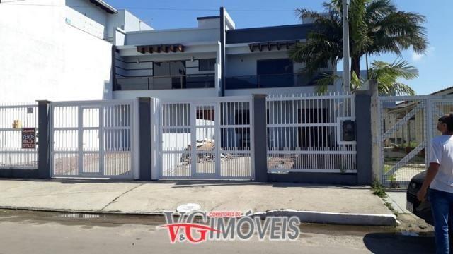 Casa à venda com 3 dormitórios em Recanto da lagoa, Tramandaí cod:243