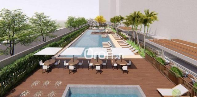 Apartamento com 2 dormitórios à venda, 56 m² por R$ 198.000,00 - Condomínio Santa Rita - G - Foto 17