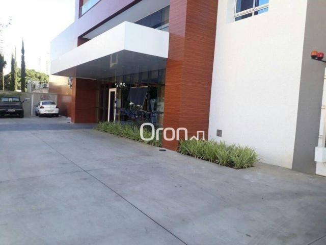 Apartamento à venda, 74 m² por r$ 420.000,00 - setor bueno - goiânia/go - Foto 3