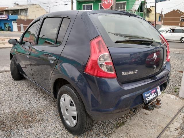 Renault sandero 2009 com parcelas de 599 mensais financio e aceito trocas - Foto 9