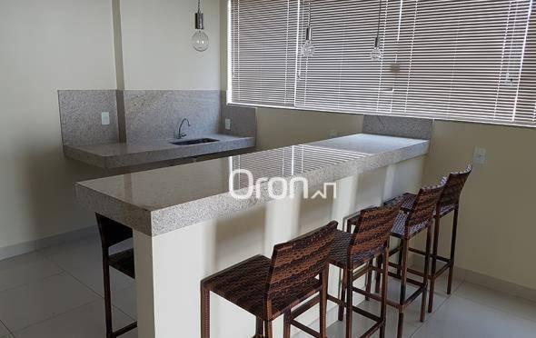 Apartamento com 2 dormitórios à venda, 55 m² por R$ 243.000,00 - Vila Rosa - Goiânia/GO - Foto 18