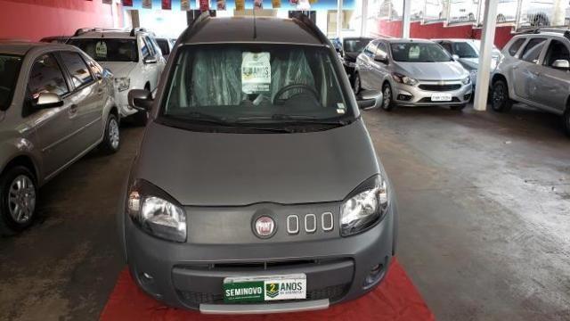 Fiat Uno  Way 1.0 8V (Flex) 4p FLEX MANUAL - Foto 2