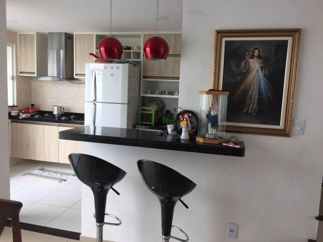 Vendo ou Passo a Chave - Casa Duplex Portal Aracagy II - Projetada - 3 quartos - Foto 4