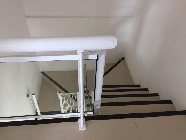 Vendo ou Passo a Chave - Casa Duplex Portal Aracagy II - Projetada - 3 quartos - Foto 3