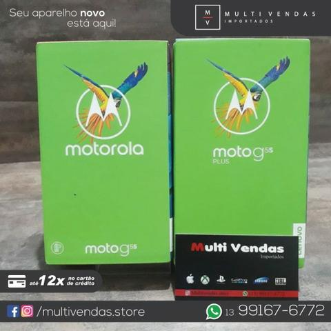 Smartphone moto g5s Plus Motorola leia anuncio