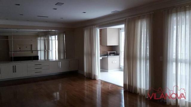 Apartamento com 3 dormitórios à venda, 142 m² por r$ 800.000,00 - jardim das indústrias -