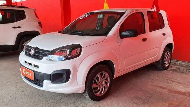 Fiat Uno 2020 Attractive Evo 1.0- Jamille 75- * - Foto 2