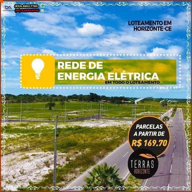 """Loteamento em Horizonte pronto para Construção R$ 169,70@"""" - Foto 17"""