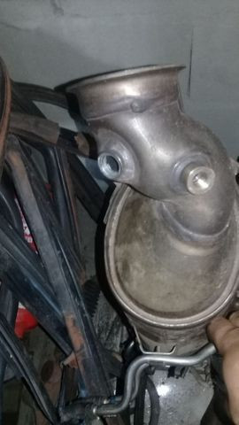Catalisador Amarok bi-turbo bocão - Foto 5