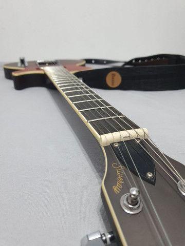 Linda Guitarra Stagg Silveray less pool - Foto 3