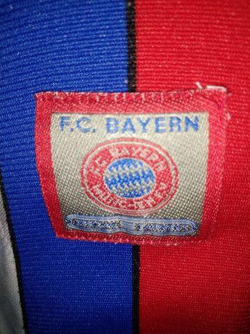 Camisa Oficial Bayern Munchen 1995/1996 - Foto 4