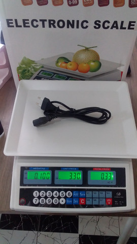 Balança Digital 40kg - Foto 3