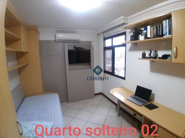 Apto com 3 Qtos à venda, 145 m² por R$ 690.000 - Praia de Itapuã. - Foto 6