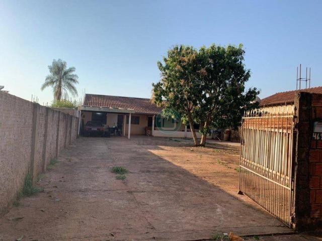 Casa com 2 dormitórios à venda, 50 m² por R$ 255.000,00 - Parque Residencial Rita Vieira - - Foto 2