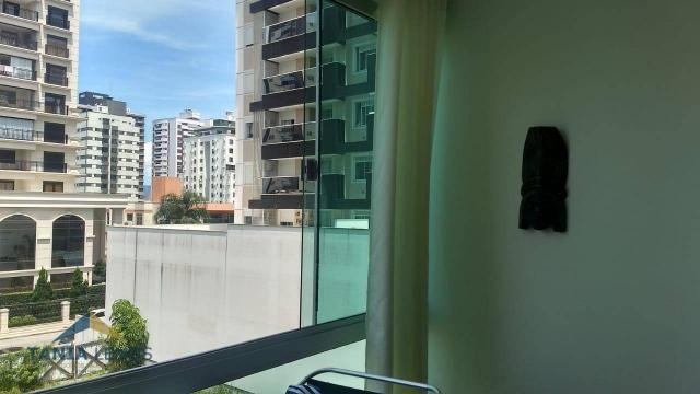 Apartamento com 2 dormitórios à venda, 63 m² por R$ 235.000,00 - Campinas - São José/SC