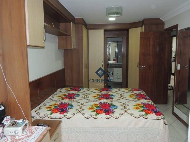 Apto com 3 Qtos à venda, 145 m² por R$ 690.000 - Praia de Itapuã. - Foto 9