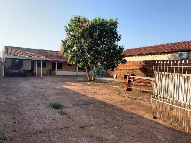 Casa com 2 dormitórios à venda, 50 m² por R$ 255.000,00 - Parque Residencial Rita Vieira - - Foto 3
