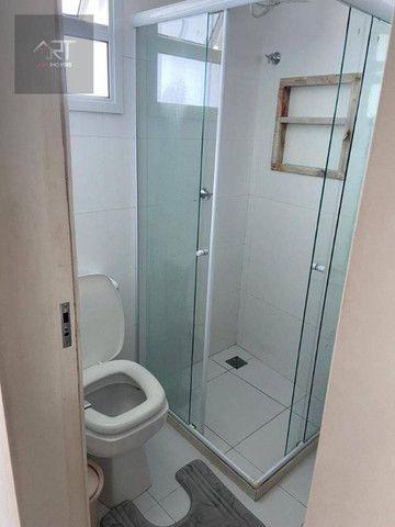 DF - Lindo 4 quartos com 2 suítes, lazer na cobertura em Itapuã! - Foto 9