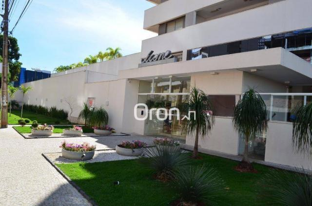 Apartamento com 3 dormitórios à venda, 113 m² por R$ 630.000,00 - Jardim Goiás - Goiânia/G - Foto 2