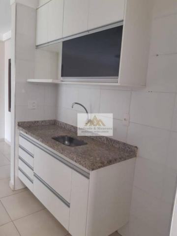 Apartamento com 1 dormitório à venda, 44 m² por R$ 190.000 - Nova Aliança - Ribeirão Preto - Foto 5