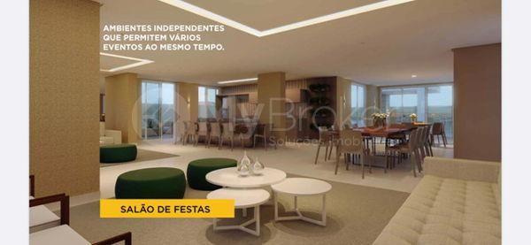 Apartamento com 3 quartos no Cerrado Family Home - Bairro Aeroviário em Goiânia - Foto 4