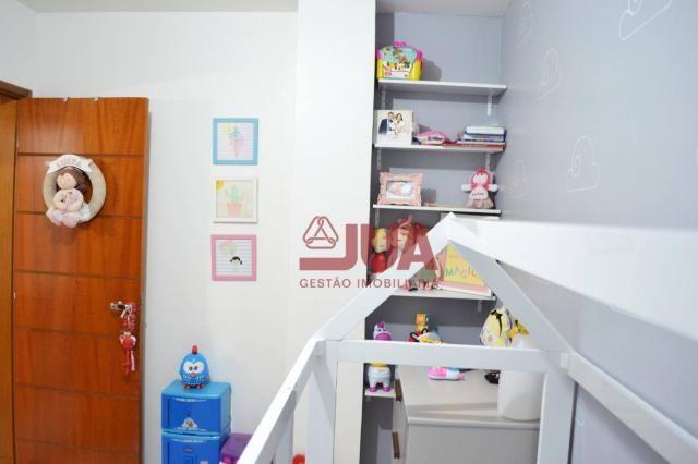 Apartamento com 2 Quarto, Escritório, Sala, Cozinha, Banheiro, Área de Serviço e Garagem à - Foto 20