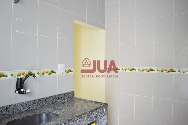 Casa com 2 Quartos, Sala, Cozinha, Banheiro e Área de Serviço para alugar, R$1.200/mês Cen - Foto 14