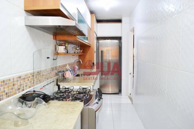 Apartamento com 2 Quarto, Escritório, Sala, Cozinha, Banheiro, Área de Serviço e Garagem à - Foto 9