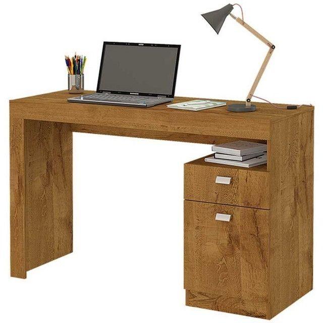 Mesa para escritório / Escrivaninha modelo Melissa - pronta entrega - Foto 3