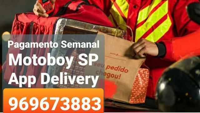 Motoboy/Entregador Pagamento Semanal - Foto 3