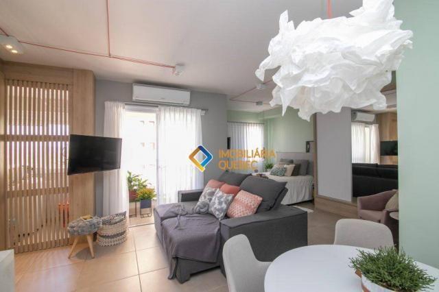 Apartamento com 1 dormitório para alugar, 41 m² por r$ 2.000/mês - ribeirânia - ribeirão p - Foto 4