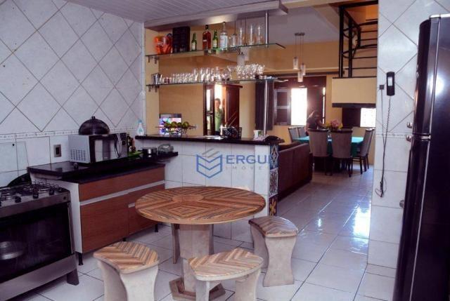 Casa com 4 dormitórios à venda, 200 m² por R$ 340.000,00 - Passaré - Fortaleza/CE - Foto 13