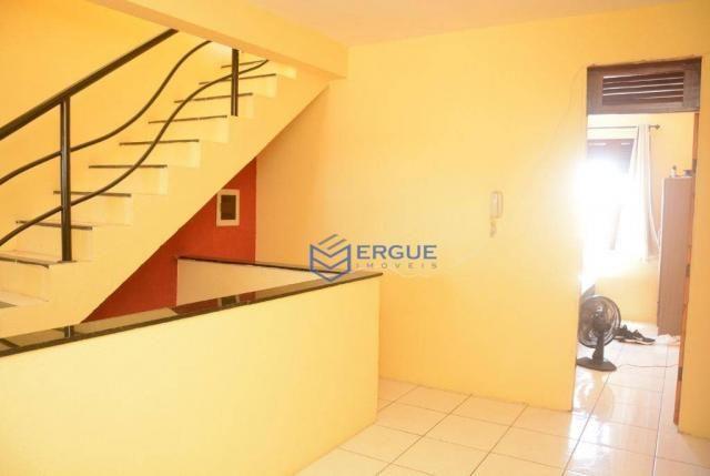 Casa com 4 dormitórios à venda, 200 m² por R$ 340.000,00 - Passaré - Fortaleza/CE - Foto 16
