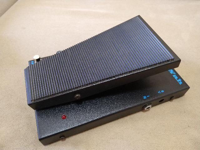 Morley PBA-2 Dual Bass Wah (seminovo) + fonte (nova) - Foto 4
