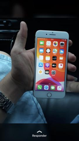 IPhone 7 Plus 32 gb zero caixa nota fiscal