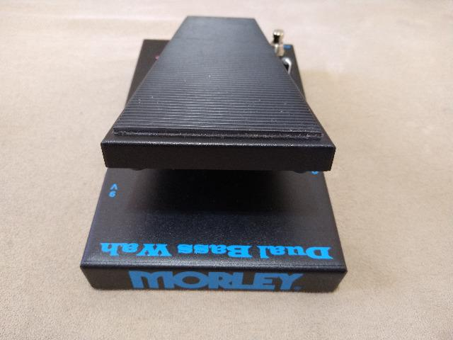 Morley PBA-2 Dual Bass Wah (seminovo) + fonte (nova) - Foto 5
