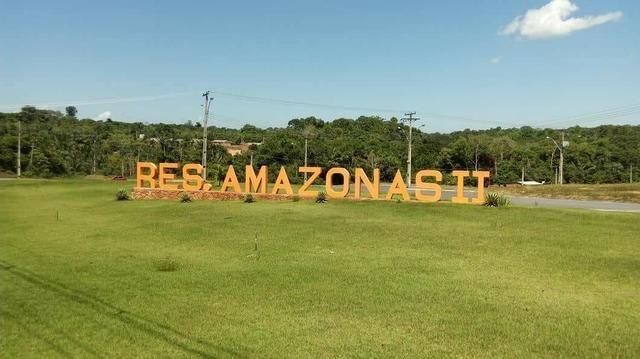 Lindos lotes no Residencial Amazônas 2 pronto para construir