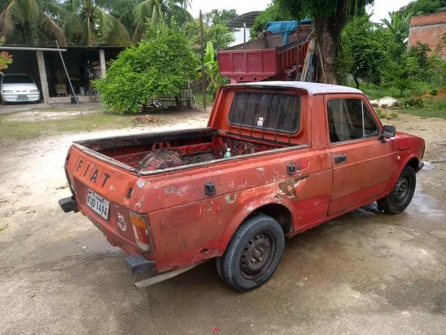 Fiat 147 Pick Up Todas 1986 710133931 Olx