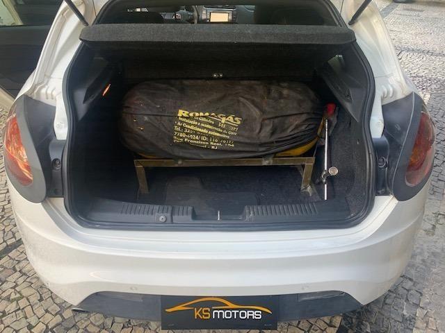 Fiat Bravo Sporting Manual TOP + Teto Solar + Multimídia + GNV 5a IPVA 20 Pago 2014 - Foto 11