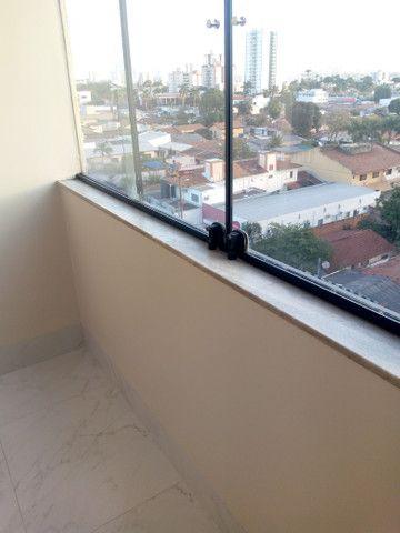 Apartamento 3 quartos, 2 garagens, no porcelanato, próx ao Goiânia Shopping - Foto 3