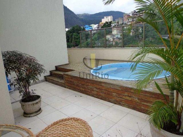 Cod: FRCO30031 - Cobertura 164 m², 3 quartos, 1 suíte, Freedom - Freguesia - RJ - Foto 16