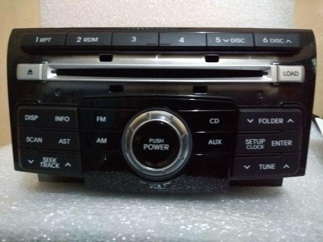 Som automotivo. Hyundai Sonata - Foto 2