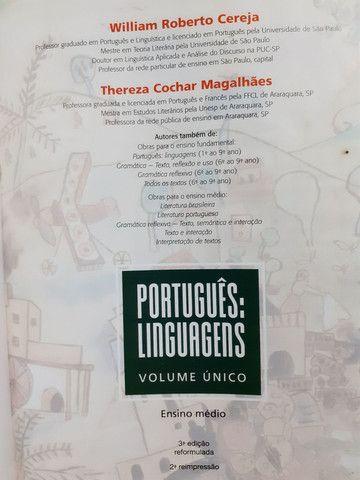 Português: Linguagens; Cereja e Cochar - Foto 2