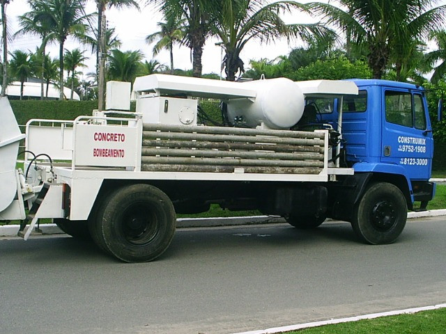 Bomba de Concreto Putz 1409 / 2015 dir hid freio ar - leia o anúncio - Foto 3